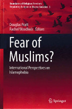 Book cover: Fear of Muslims?